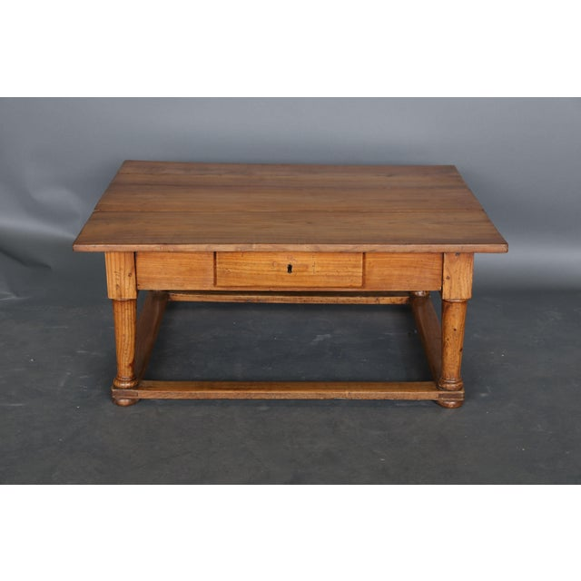 Antique 19th Century Coffee Table For Sale In Houston - Image 6 of 6
