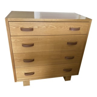 Ralph Lauren Desert Modern 4 Drawer Chest Of Drawers For Sale