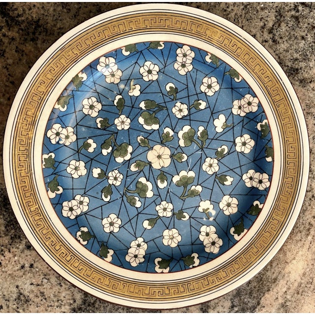 Ceramic 19th Century Wedgwood Blossom Plates - Set of 7 For Sale - Image 7 of 12