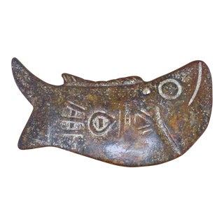 Ancient Hongshan Jade Fish