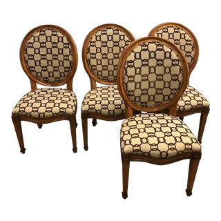Henredon Dining Chairs - Set of 4 For Sale