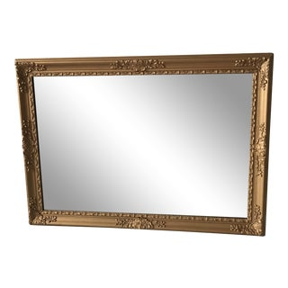 19th Century French Louis XV Style Giltwood Mirror For Sale