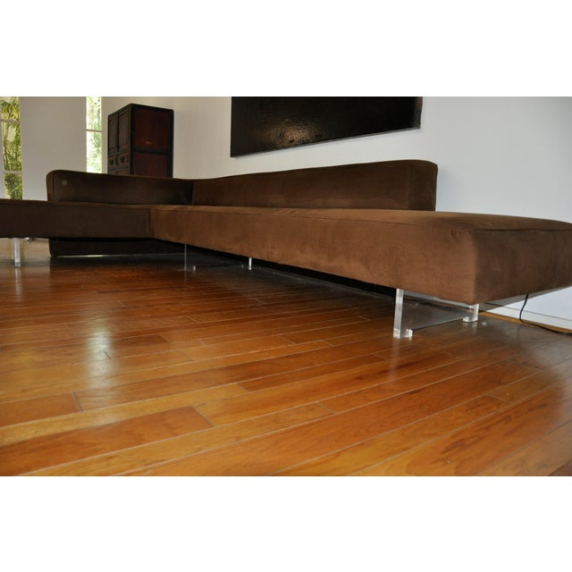 Textile Valadimir Kagan Sectional For Sale - Image 7 of 11