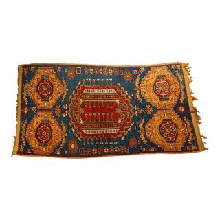 Moroccan Tribal North African Rug For Sale