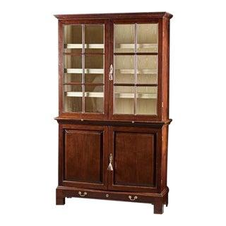 A Fine Georgian Collector's Cabinet