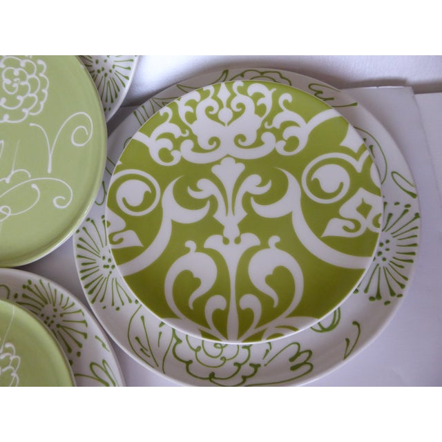 6 Vietri Fresco With 2 Baroque Brazilian Plates - Set of 8 - Image 4 of 10