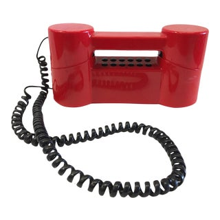 Vintage 1980s Postmodern TeleQuest Telephone For Sale