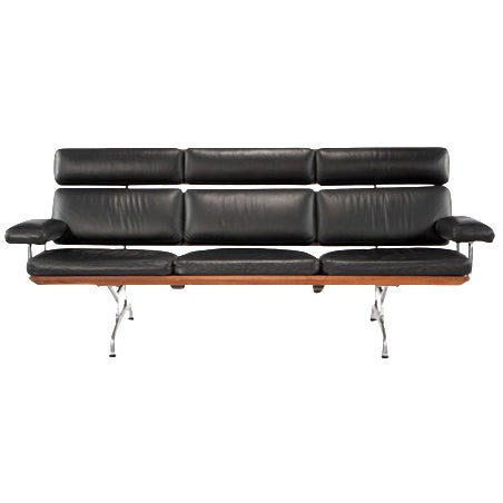 1980s Ray & Charles Eames 3-Seat Sofa - Image 1 of 1