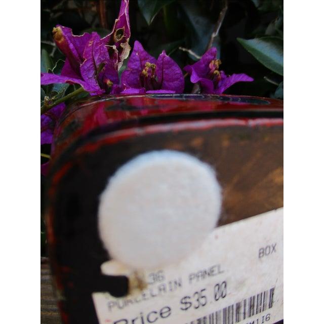 Porcelain Lacquer Glam Trinket Boxes - Set of 3 - Image 4 of 11
