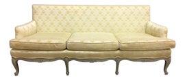 Image of Light Yellow Standard Sofas