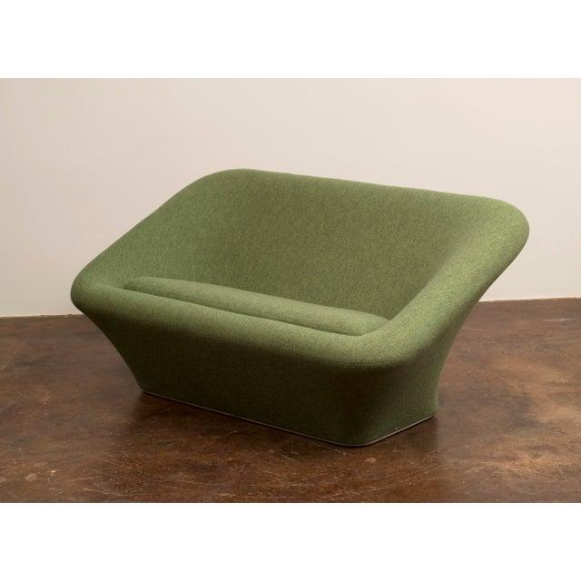 Pierre Paulin Mushroom Sofa in Wool for Artifort, France C. 1962 For Sale In Santa Fe - Image 6 of 13