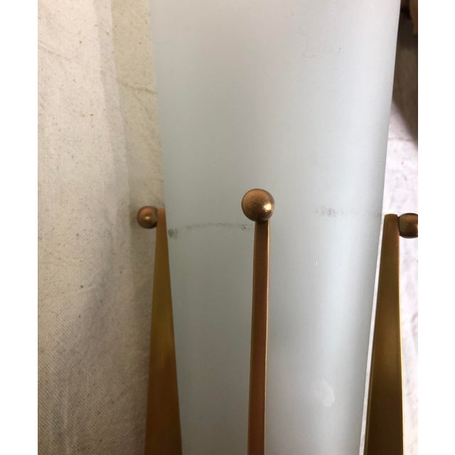 Metal Castello Wall Sconce by Mr. Brown For Sale - Image 7 of 10
