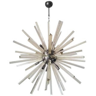 Oro Sputnik Chandelier by Fabio Ltd For Sale