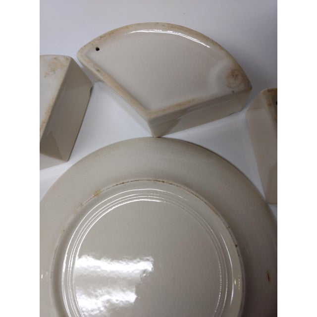 European Porcelain Coffee Service Bowl For Sale - Image 11 of 13