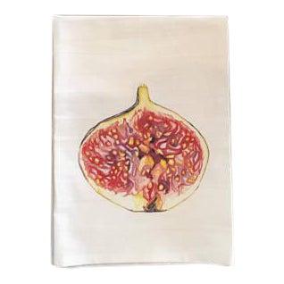 Fig Tea Towel For Sale