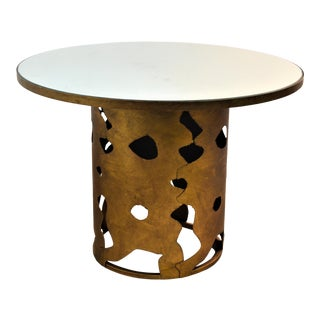 Art Deco Bungalow 5 Matisse Center or Dinner Table For Sale