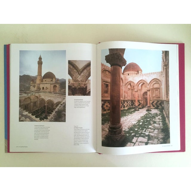 "Blue ""Turkey From the Selcuks to the Ottomans "" Large Hardcover Architecture Book For Sale - Image 8 of 9"
