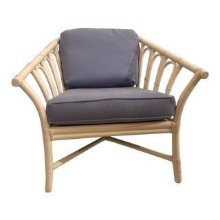 1960s John and Elinor McGuire Patio Chair For Sale