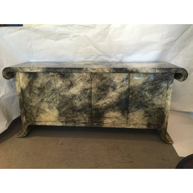 1970's Lacquered Baker Credenza - Image 2 of 11