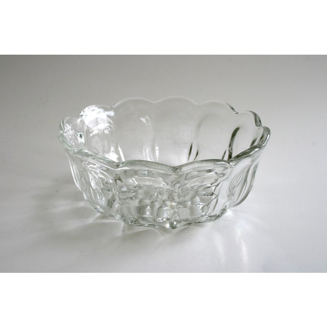 A beautiful and stylish bowl for your keys, nuts, olives, candy. A flower like shape with scalloped edge this dish is...