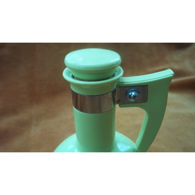 MCM Individual Coffee/Tea Carafe in Chartreuse - Image 3 of 7