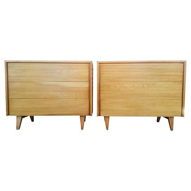Refinished 1950s Bachelor Chests - Pair - Image 1 of 5