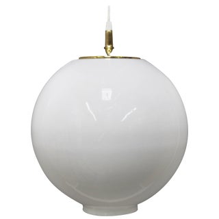 Circular Glass Pendants For Sale