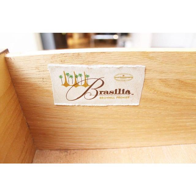 Mid-Century Modern Broyhill Brasilia Magna Dresser For Sale - Image 7 of 7
