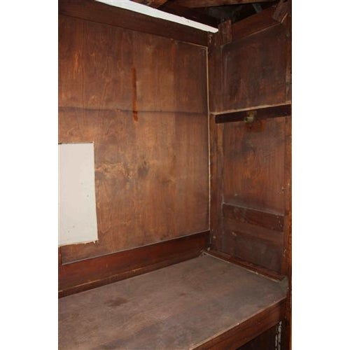 18th Century French Oak Armoire For Sale - Image 4 of 6