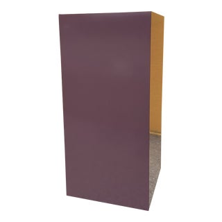 1980s Contemporary Laminate Pedestal For Sale
