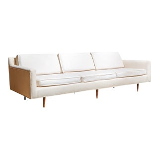 Vintage Harvey Probber 3-Seater Sofa For Sale