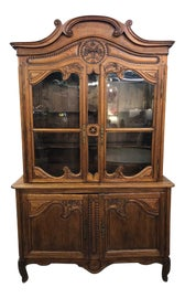 Image of Shabby Chic Wall Cabinets
