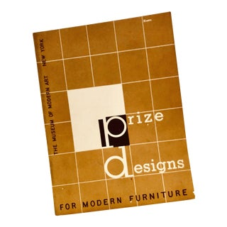 Moma Prize Designs for Modern Furniture 1950 For Sale
