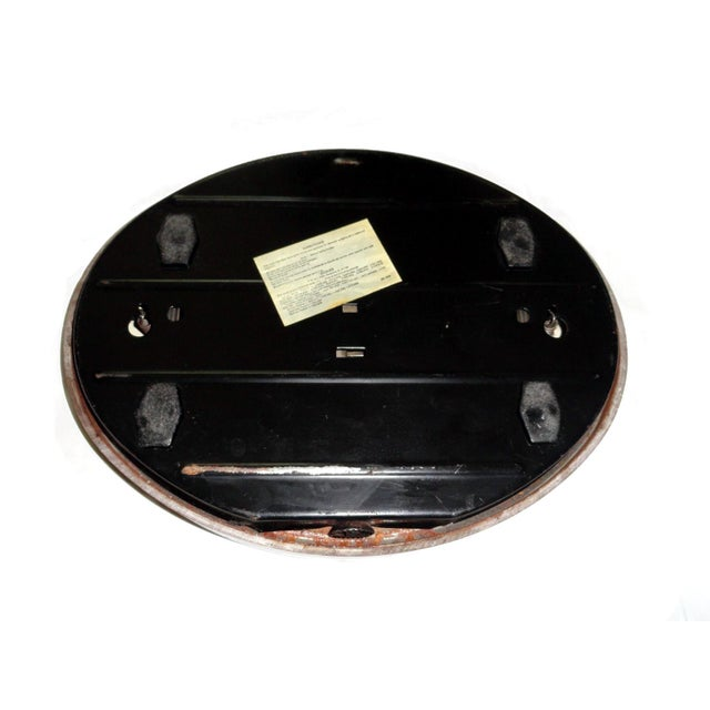 Counselor Mid-Century Faux Marble Bathroom Scale - Image 6 of 7