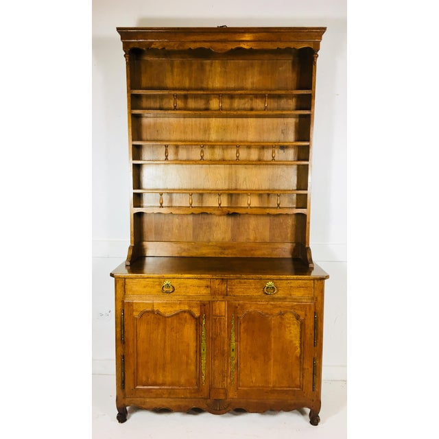 Don Ruseau French Hutch For Sale - Image 10 of 10
