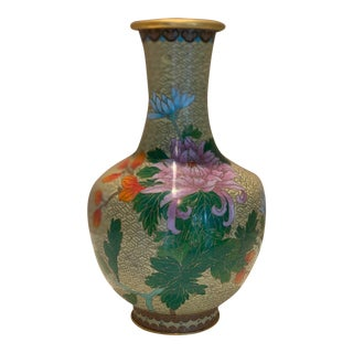 Chinese Mid-Century Vase For Sale