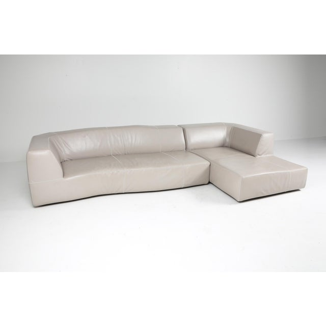 Patricia Urquiola B&b Italia Sectional Couch 'Bend' by Patricia Urquiola For Sale - Image 4 of 7