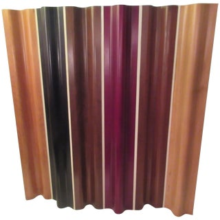 Charles Eames for Herman Miller Plywood Folding Screen For Sale