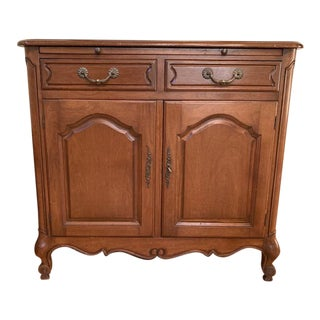 French Provincial Mid Century Sideboard For Sale
