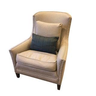 Early 21st Century Schumacher Aspen Chair For Sale