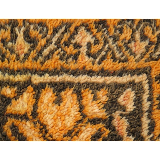 Vintage Moroccan Rug - 1′2″ × 3′4″ For Sale In Los Angeles - Image 6 of 8