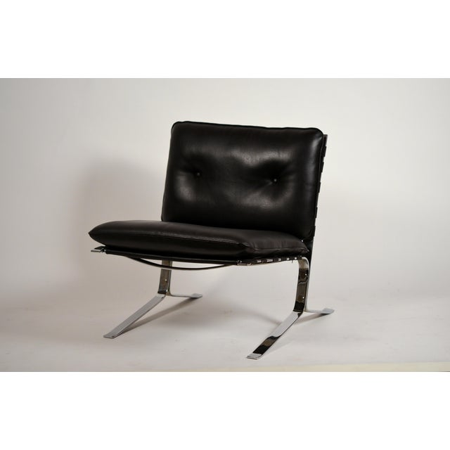 Original 'Joker' Lounge Chairs by Olivier Mourgue for Airborne - a Pair For Sale In Los Angeles - Image 6 of 12