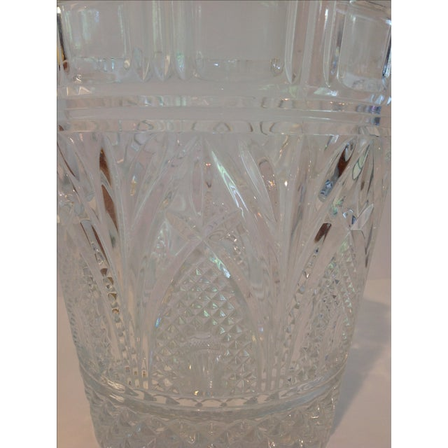 Crystal Ice Bucket For Sale - Image 5 of 6