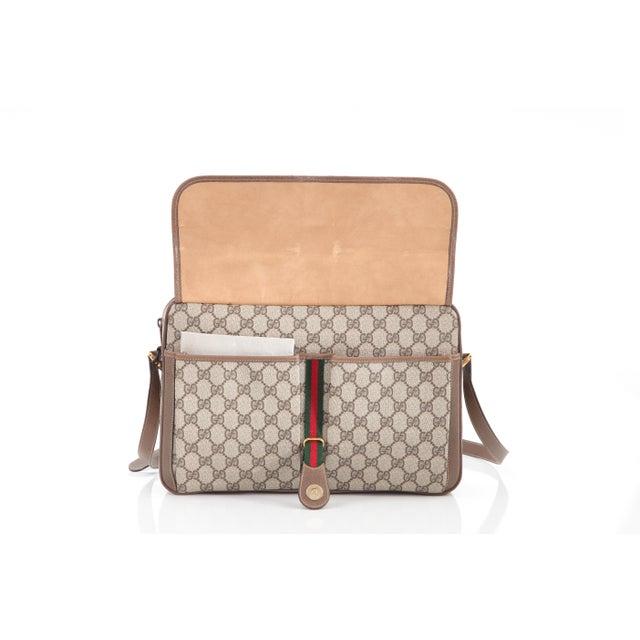 ecf67e91cf4e Vintage Gucci Accessory Collection Era Class Monogram Messenger Bag For  Sale In Greensboro - Image 6