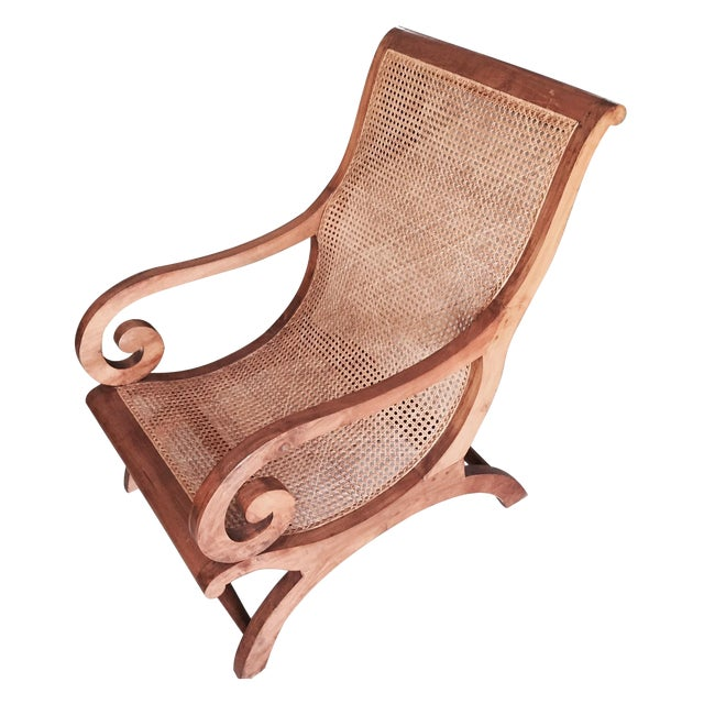 Antique Plantation Chair - Antique Plantation Chair Chairish