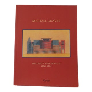 Michael Graves Buildings and Projects 1990-1994 For Sale