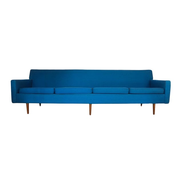 Milo Baughman for Thayer Coggin Mid Century Modern Sofa For Sale