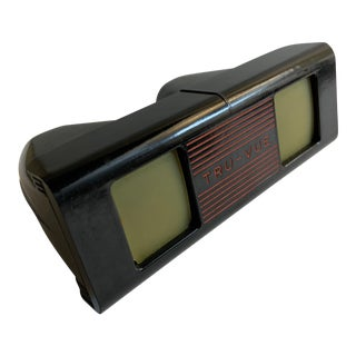 1950 Tru-Vue Stereoscope Viewer For Sale