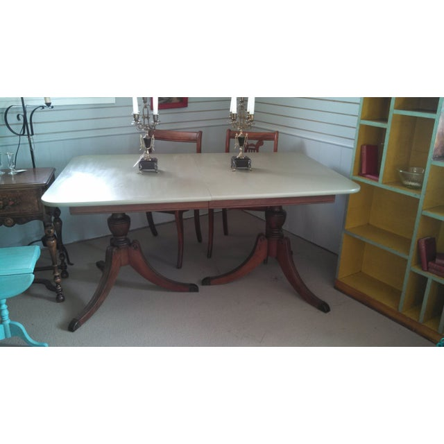 Duncan Phyfe Dining Set - Image 8 of 10