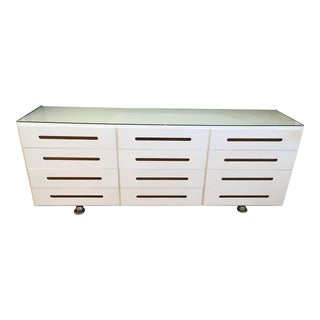American of Martinsville Mid Century Modern Low Dresser For Sale